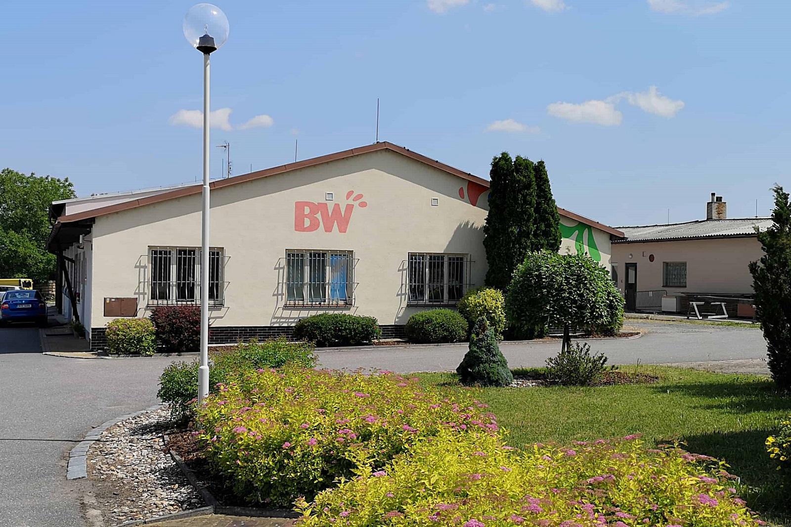 BW stavitelství budova