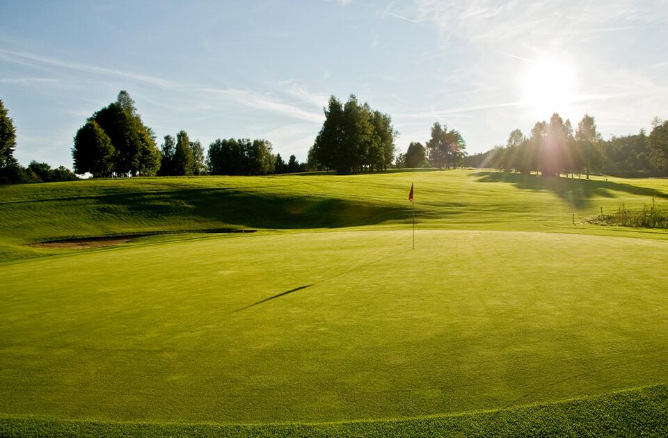 Golf Park Hradec Králové - Zelená rezidence